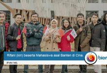 Mahasiswa Banten Kehabisan Makanan di Cina