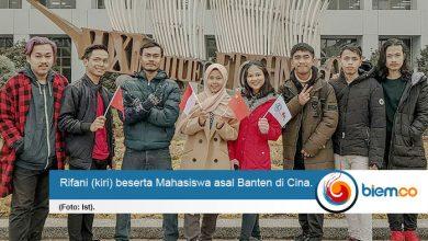 Photo of Mahasiswa Banten Kehabisan Makanan di Cina