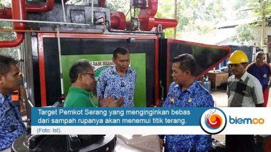 Photo of Keinginan Pemkot Serang Kurangi Volume Sampah Temui Titik Terang