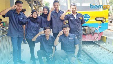 Mengenal Railfans 1.D, Komunitas Pecinta Kereta di Banten