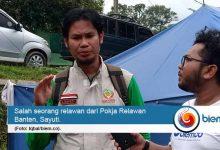Relawan Banten
