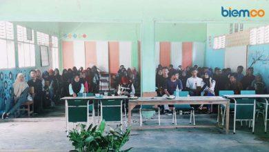 Photo of Tumbuhkan Gairah Literasi, Komunitas Remaja Islam Binuangeun Gelar Seminar Kepenulisan