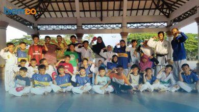 Photo of Atlet Wadokai Kota Serang Persiapkan Diri di Kejuaraan Karate Antar Pelajar