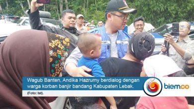 Andika Hazrumy Pantau Evakuasi Warga Korban Banjir