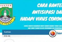 Photo of Dinkes Banten Imbau Warga Tak Panik Soal Virus Korona