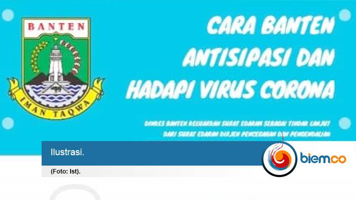 Dinkes Banten Imbau Warga Tak Panik Soal Virus Korona