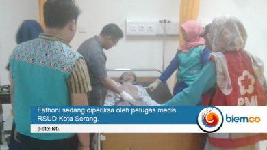 Penderita Penyakit Kulit di Kelurahan Lopang Dirujuk ke RSUD Kota Serang