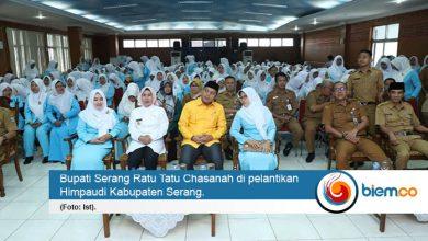 Photo of Luncurkan Beasiswa Guru PAUD, Himpaudi Apresiasi Bupati Serang
