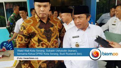 Kecamatan Kasemen Jadi Fokus Pembangunan di Kota Serang