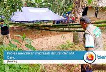 Photo of Kembalikan Psikologis Anak, MA Care Dirikan Madrasah Darurat