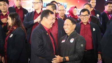 Pelantikan PB Esport Indonesia