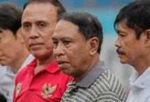 Pelatih timnas Indonesia