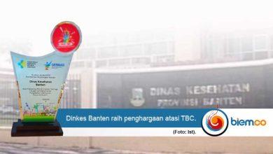 Photo of Banten Raih Capaian Tertinggi Gerakan Eliminasi TBC