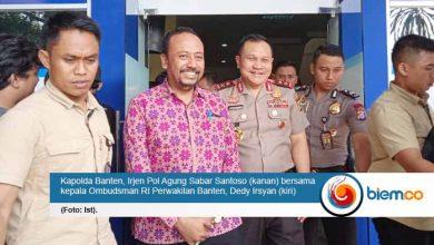 Polda Banten: Siapapun Bandar Tambang di TNGHS Akan Kami Proses