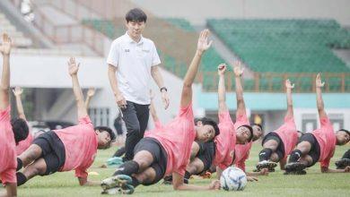 Berlakukan Aturan Ketat, Shin Tae-yong Minta Punggawa Timnas Tak Makan Gorengan