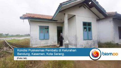 Photo of Fasilitas Kesehatan Masyarakat yang Tidak Beroperasi di Kota Serang Bertambah