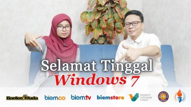 Photo of Skriptoria: Selamat Tinggal Windows 7