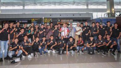 Photo of Tiba di Thailand, Punggawa Timnas U-19 Indonesia Langsung Lakukan Tes Fisik