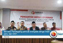 Photo of Sinergitas Insan Pers, Ormas dan OKP Dibutuhkan untuk Mengawal Pilkada