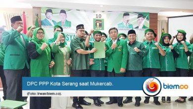 Hadapi Pilkada Serentak, DPW PPP Banten Akan Susun Strategi