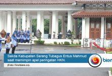 Photo of SAKIP Memuaskan, Pemkab Serang Siap Jadi Rujukan Daerah Lain