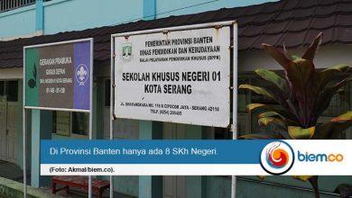 Fasilitas Pendidikan Penyandang Disabilitas di Banten Minim