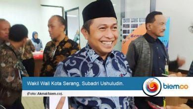 Wakil Wali Kota Serang Minta Kinerja OPD Ditingkatkan