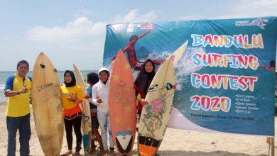 Bandulu Surfing Contest