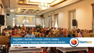 Photo of Banten Dorong UMKM Berkembang Lewat e-Commerce