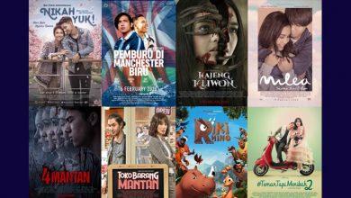 Photo of 8 Film Indonesia Tayang Februari 2020