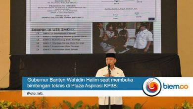 Photo of Gubernur Banten Minta Kepala Sekolah Tak Selewengkan Anggaran Pendidikan