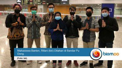 Alasan Visa Kadaluarsa, Satu Mahasiswa Banten di Cina Ditahan Pihak Bandara