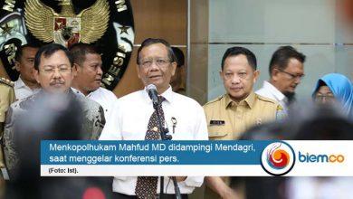 Photo of Karantina WNI di Natuna Tak Bahayakan Masyarakat
