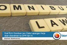 Photo of Menaker Dampingi Menko Perekonomian Serahkan Draf RUU Omnibus Law Cipta Lapangan Kerja
