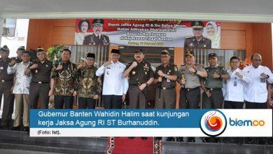 Photo of Gubernur Klaim Tingkat Korupsi di Banten Terendah Ketiga