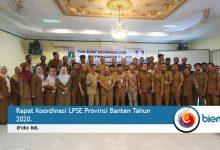 Photo of Pemprov Perkuat Upaya Standarisasi LPSE se-Banten