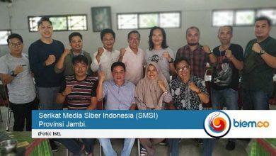 Photo of SMSI Jambi Rampungkan Kepengurusan Daerah