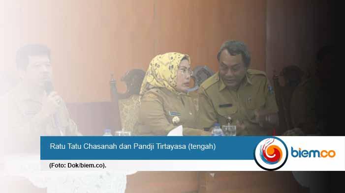 PDIP Usung Tatu-Pandji di Pilkada Kabupaten Serang 2020