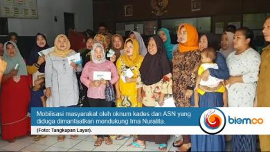 Photo of Oknum ASN Pandeglang Diduga Salahgunakan Program Pusat untuk Kampanye Irna