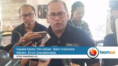Puncak PQN, Pengguna QRIS di Banten Capai 173.434 Merchant