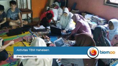 Tak Miliki Tempat, TBM di Pabuaran Numpang di Rumah Warga