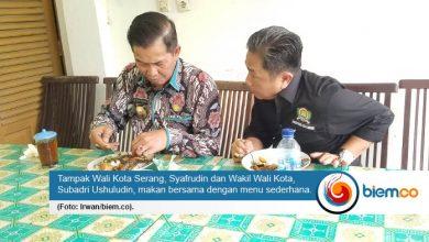 Photo of Wali Kota dan Wakil Wali Kota Serang: Kami Baik-baik Saja