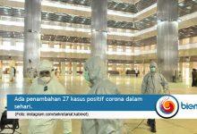 Photo of Kian Melonjak, Pasien Positif Corona Indonesia Sudah 96 Orang