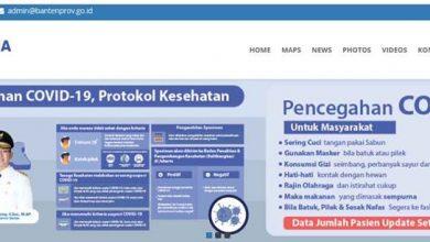 Photo of Skriptoria: Informasi Digital COVID-19 di Banten menjadi Ajang Swafoto Kepala Daerah