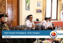 Tanto Sebut Dana Desa Mampu Gerakan Perekonomian Pedesaan di Pandeglaglang