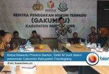 Photo of Bawaslu Banten Imbau Penyelenggara Pilkada Lebih Tegas