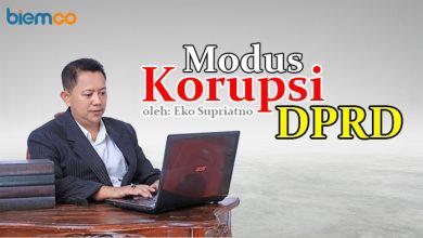 Photo of Eko Supriatno: Modus Korupsi DPRD