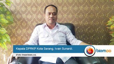 Tahun 2020 DPRKP Kota Serang Targetkan Pembangunan Jalan Lingkungan 79 Lokasi
