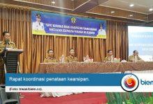 DPK Kota Serang: Penataan Arsip pada OPD Masih Jauh dari Baik