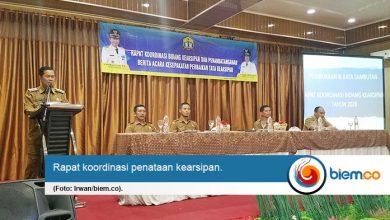 Photo of DPK Kota Serang: Penataan Arsip pada OPD Masih Jauh dari Baik